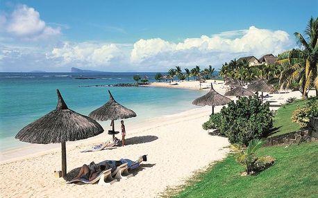 Mauricius - Canonnier Beachcomber Golf Resort & Spa (Pointe aux Canonniers) na 9 dní, polopenze s dopravou letecky z Prahy