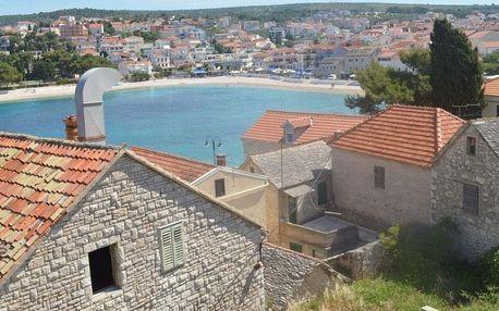 Chorvatsko, Severní Dalmácie, autobusem na 10 dní bez stravy