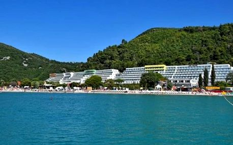 Hotel Hedera, Chorvatsko, Istrie, Rabac
