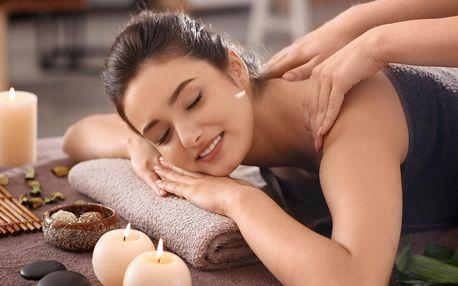 Olejová thajská masáž v délce 90 minut