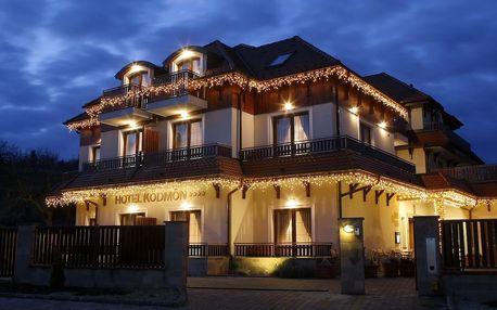 Maďarsko: Hotel Ködmön ****
