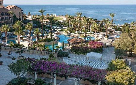 Kypr, Paphos, letecky na 8 dní snídaně