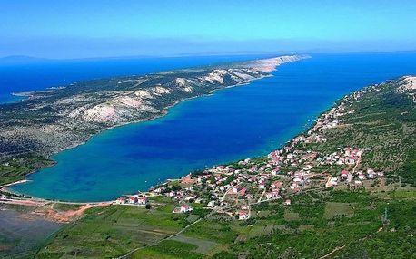 Chorvatsko - Pag na 8 dnů