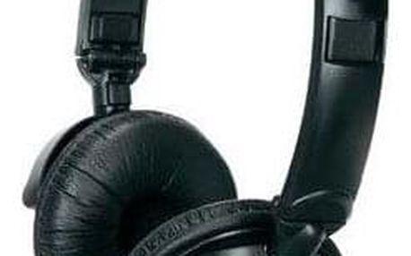 Sluchátka PANASONIC RP-DJS200E-K