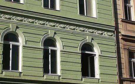Praha a okolí: Hostel Marabou