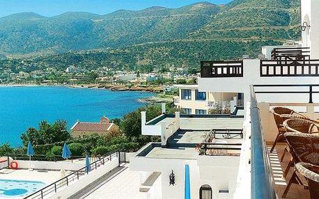 Řecko, Kréta, letecky na 12 dní all inclusive