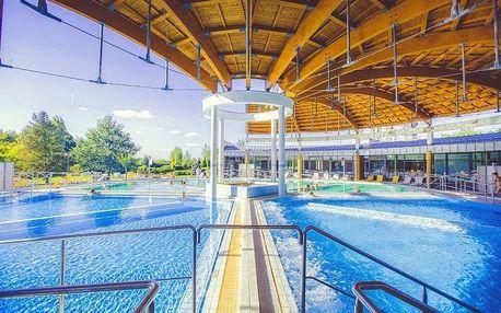 Bükfürdő, Hunguest Hotel Répce*** v komplexu lázní Buk s wellness, Bük, Maďarsko