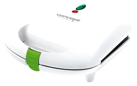 Sendvičovač Concept Start SV3020 bílý