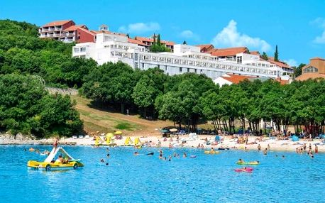 Chorvatsko - Istria na 9 dnů, polopenze