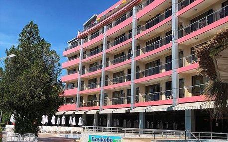 Bulharsko: Hotel Flamingo