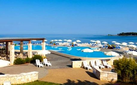 Apartmány Sol Stella, Chorvatsko, Istrie, Umag
