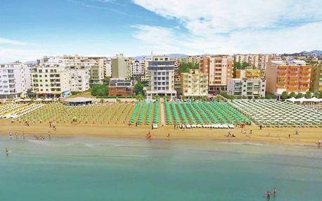 Albánie, Dürres, letecky na 12 dní all inclusive