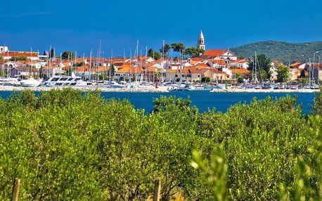 Chorvatsko: vybavený mobilhome pro 4 osoby