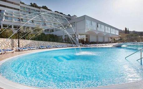 Hotel Narcis, Chorvatsko, Istrie, Rabac