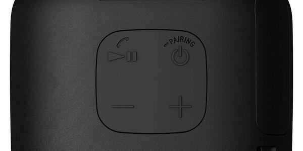 Přenosný reproduktor Sony SRS-XB01 (SRSXB01B.CE7) černý3