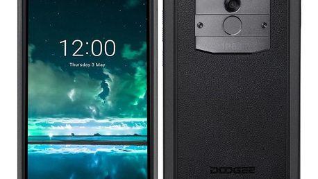 Mobilní telefon Doogee S55 Lite černý (DGE000362)