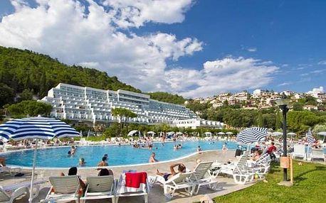 Hotel Mimosa/Lido Palace, Chorvatsko, Istrie, Rabac