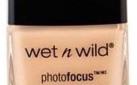 Wet n Wild Photo Focus 30 ml vysoce krycí rozjasňující make-up pro ženy Soft Ivory