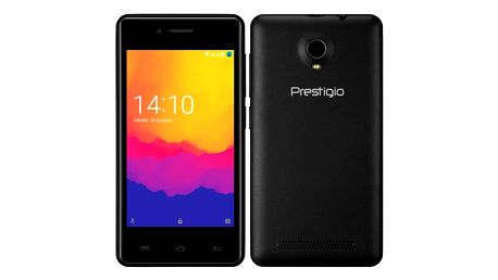 Mobilní telefon Prestigio Wize YA3 Dual SIM černý (PSP3416DUOBLACK)