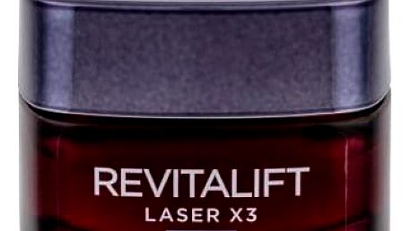 L´Oréal Paris Revitalift Laser X3 50 ml krém proti stárnutí pleti pro ženy