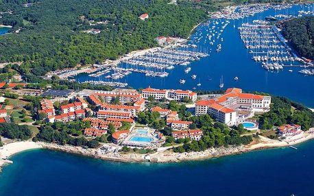 Chorvatsko - Pula na 6-15 dnů