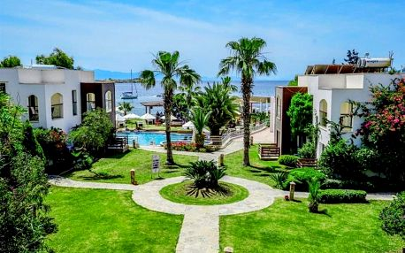 Turecko, Bodrum, letecky na 15 dní all inclusive