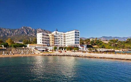 Kypr - Severní Kypr na 8 dní, polopenze nebo snídaně s dopravou letecky z Prahy nebo Brna