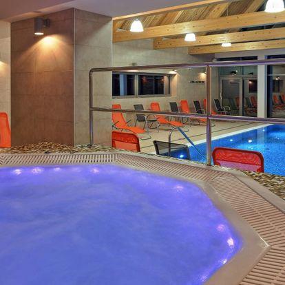 Léto v Hotelu Bauer*** v Beskydech s wellness a polopenzí