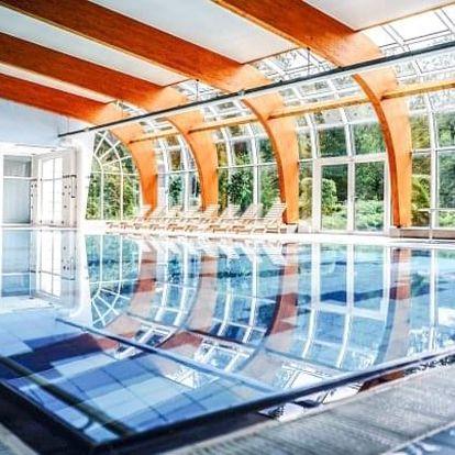 Filmový festival Karlovy Vary: Spa Resort Sanssouci **** se snídaní a wellness