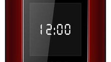 Mobilní telefon CPA Halo 15 Senior červený (TELMY1015RE)