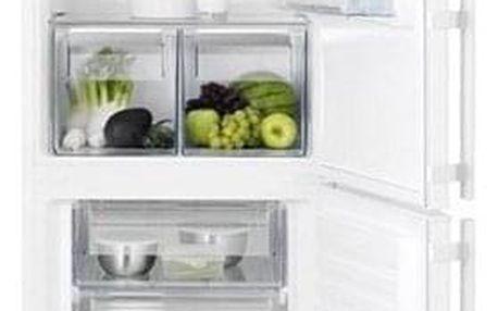 Chladnička s mrazničkou Electrolux EN3601MOW bílá