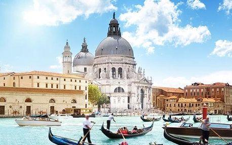 Itálie - Benátky autobusem na 3 dny