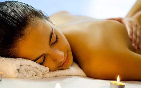 Regenerační masáž vč. harmonizačního posílení