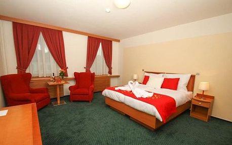 Jeseníky: Wellness pobyt v Hotelu Slovan **** s polopenzí a procedurami