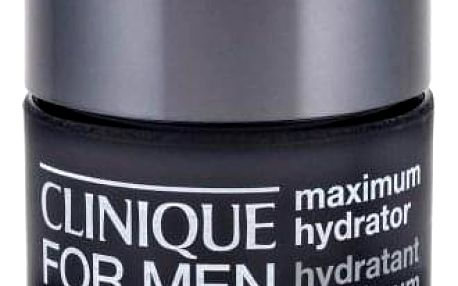 Clinique For Men Maximum Hydrator 50 ml hydratační pleťový krém pro normální a suchou pleť pro muže