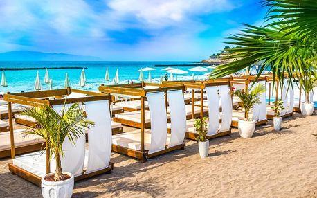 Kanárské ostrovy, Tenerife, letecky na 8 dní polopenze