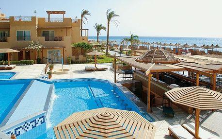 Egypt - Soma Bay letecky na 8-15 dnů, all inclusive