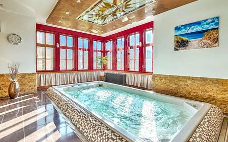 Beskydy ve stylovém hotelu nedaleko Lysé hory s privátním wellness a polopenzí