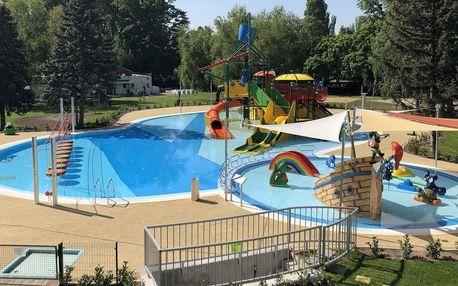 Léto na Balatonu s vlastní pláží, all inclusive a wellness bez omezení