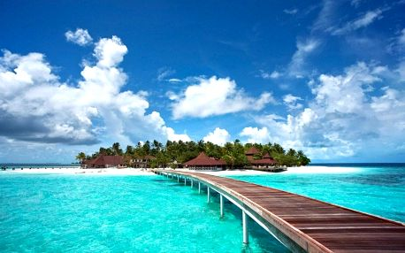 Maledivy - Atol Ari na 9 až 10 dní, all inclusive s dopravou letecky z Prahy