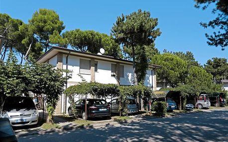 Itálie - Bibione na 8-10 dnů