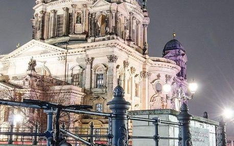 Německo - Berlín autobusem na 1 den