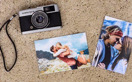 Vyvolejte vzpomínky, tisk 100 ks fotografií