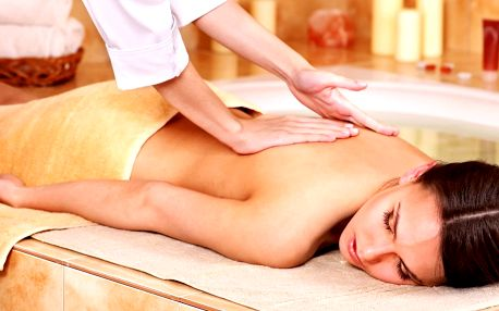 Antická masáž pro uvolnění těla i mysli