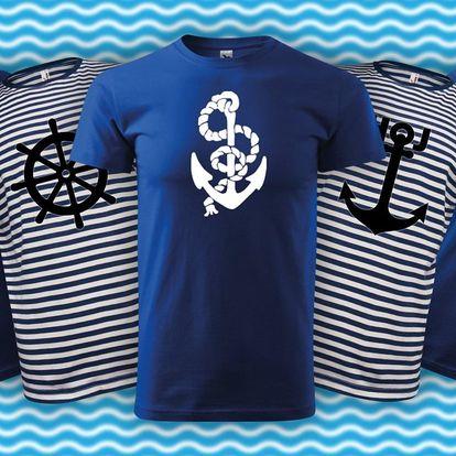 Parádní trička pro vodáky