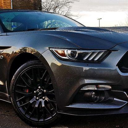 Řízení i spolujízda ve Fordu Mustang GT 5.0