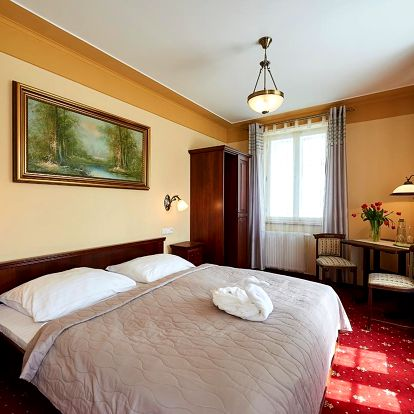 Jizerské hory: Hotel Stará Pekárna****