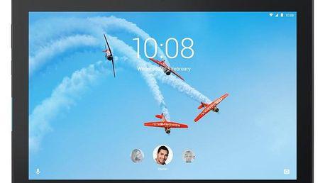 Dotykový tablet Lenovo Tab E10 1GB/16GB černý (ZA470010CZ)