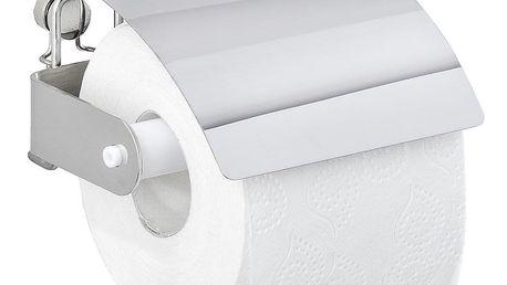 Držák na toaletní papír PREMIUM PLUS - nerezová ocel, WENKO