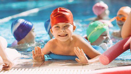 Odpolední plavecký kurz pro neplavce a začátečníky